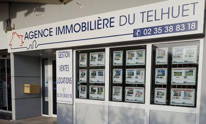 Agence immobilière du Telhuet Port-Jérôme-sur-Seine (76330)